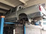Ford Ranger Komple Defransiyel Değişimi