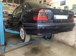 Mercedes Komple Defransiyel Değişimi